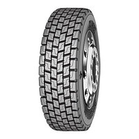 Шина 235/75 R17.5 Michelin XDE 2 132/130M