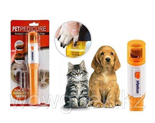 Когтеточка электрическая PetPedicure для домашних животных
