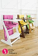 Мягкое основание зеленое для растущего стула Усура, фото 6