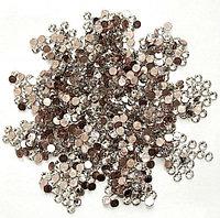 Набор страз 1440 шт. Цвет - серебро (сваровски)