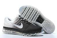 "Кроссовки Nike Air Max 2017 ""White Black"" (40-45), фото 1"