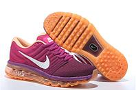 "Кроссовки Nike Air Max 2017 ""Purple Orange"" (36-40), фото 1"