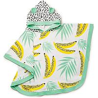 Полотенце с капюшоном Happy Baby Hooded Towel Poncho