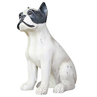 Статуэтка Французский бульдог  French Bulldog White And Black