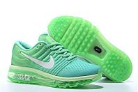 "Кроссовки Nike Air Max 2017 ""Green Blue"" (40-45), фото 1"