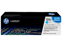Cyan  Print Cartridge Toner for Color LaserJet CM1312/CP1215/CP1515n/CP1518, up to 1400 pages.