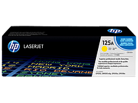 Yellow Print Cartridge Toner for Color LaserJet CM1312/CP1215/CP1515n/CP1518, up to 1400 pages.