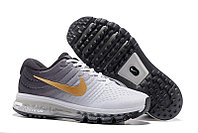"Кроссовки Nike Air Max 2017 ""White Grey Gold"" (40-45), фото 1"