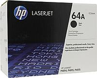 Black Toner Cartridge for LaserJet P4014/4015/4515, up to 10000 pages.