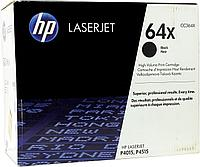 Black Toner Cartridge for LaserJet P4015/4515, up to 24000 pages.