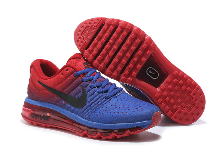 "Кроссовки Nike Air Max 2017 ""Red Blue"" (40-45)"