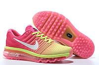 "Кроссовки Nike Air Max 2017 ""Pink Yellow White"" (36-40), фото 1"