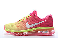 "Кроссовки Nike Air Max 2017 ""Pink Yellow White"" (36-40), фото 3"