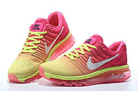 "Кроссовки Nike Air Max 2017 ""Pink Yellow White"" (36-40), фото 4"
