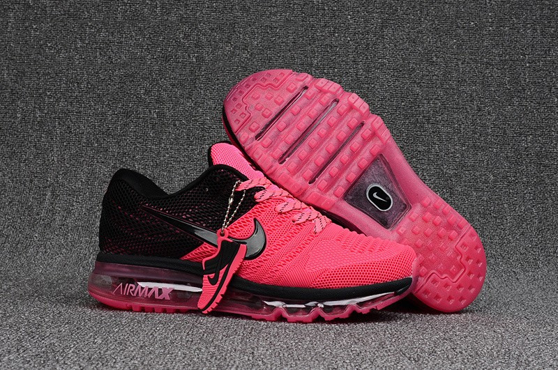 "Кроссовки Nike Air Max 2017 KPU ""Black Pink"" (36-40)"