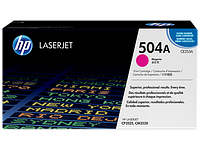 Magenta Print Cartridge for Color LaserJet CM3530/fs/CP3525dn/n/x, up to 7000 pages.