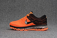 "Кроссовки Nike Air Max 2017 KPU ""Black Orange"" (40-47), фото 3"