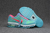 "Кроссовки Nike Air Max 2017 KPU ""Green Blue Pink"" (36-40), фото 1"