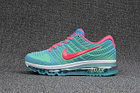 "Кроссовки Nike Air Max 2017 KPU ""Green Blue Pink"" (36-40), фото 3"