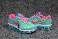 "Кроссовки Nike Air Max 2017 KPU ""Green Blue Pink"" (36-40), фото 2"