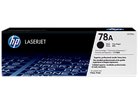 Black Print Cartridge for LaserJet 1566/1606/1536, up to 2100 pages.