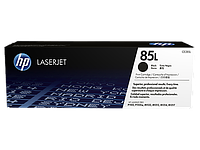 85A Black Print Cartridge for LaserJet, up to 700 pages.