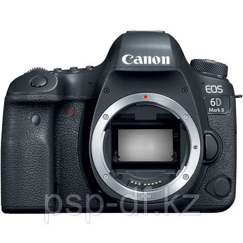 Фотоаппарат Canon EOS 6D Mark II Body гарантия 1 год