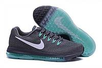 """Кроссовки Nike Zoom All Out """"Grey Blue"""" (36-45), фото 1"""