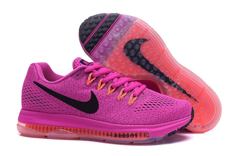 """Кроссовки Nike Zoom All Out """"Pink Orange Black"""" (36-40)"""
