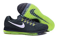 """Кроссовки Nike Zoom All Out """"Black Green"""" (40-45), фото 1"""