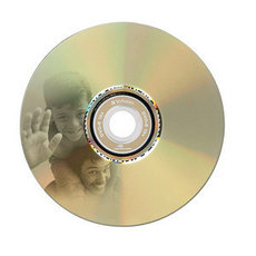 DVD+R 4.7GB Verbatim Lightscribe, фото 3