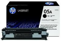 Black Print Cartridge for LaserJet P2035/P2055, up to 2300 pages.