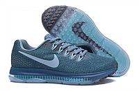 """Кроссовки Nike Zoom All Out """"Deep Blue"""" (36-40), фото 1"""