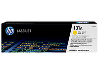 131A Yellow Toner Cartridge for LaserJet Pro 200 M251/Pro 200 M276, up to 1800 pages.