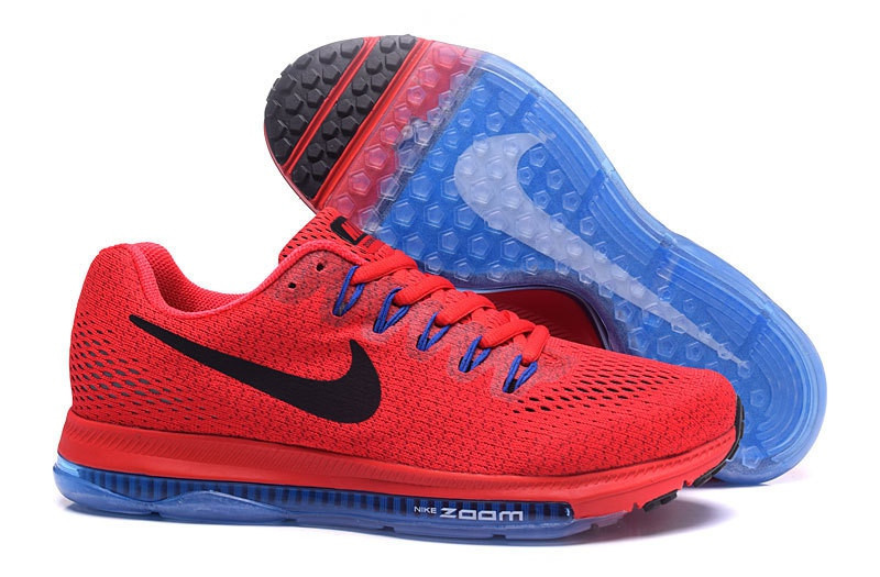 """Кроссовки Nike Zoom All Out """"Red Blue"""" (40-45)"""