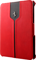 Чехол Ferrari Montecarlo Collection Leather Case for Apple iPad mini Book Type