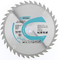 Пильный диск по дереву 160 x 20/16 x 36Т // GROSS