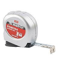 Рулетка Magnetic, 3 м х 16 мм, магнитный зацеп// MATRIX