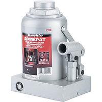 Домкрат гидравлический бутылочный, 25 т, h подъема 240–375 мм, MATRIX MASTER, 50733