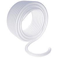 """Шланг поливочный прозрачный, 3 слоя, диаметр 1/2"""", длина 25 метра, PALISAD, 67430"""