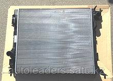 Радиатор на Qashqai 2013 года и выше
