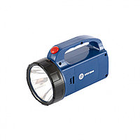 Фонарь поисковый, 1+12 LED, на батарейках 3хАА, STERN, 90538