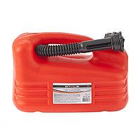 Канистра для топлива, пластиковая, 5 литров, STELS, 53121