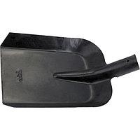Лопата совковая, упрочненная сталь Ст5, без черенка, СИБРТЕХ, 61398