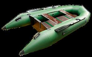 Лодка ПВХ Гелиос 30мк, фото 2