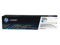 130A Cyan Toner Cartridge for Color LaserJet Pro M176n/M177fw, up to 1000 pages.