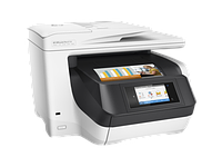 МФП HP Europe/OfficeJet Pro 8730/Принтер-Сканер(ADF-50p.)-Копир-Факс/A4/36 ppm/2400х600 dpi