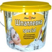 Special, (шпатлевка), 15 кг