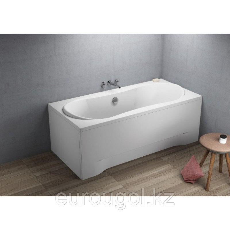 Акриловая ванна прямоугольная LONG 180x80 см