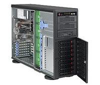 Сервер Supermicro CSE-743T-665/X10DRL-i